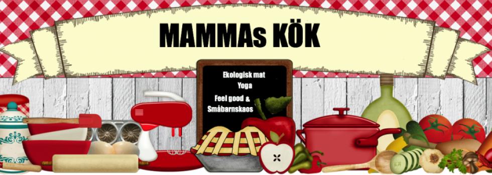Mammas Kök – enkel mat för vardag & helg