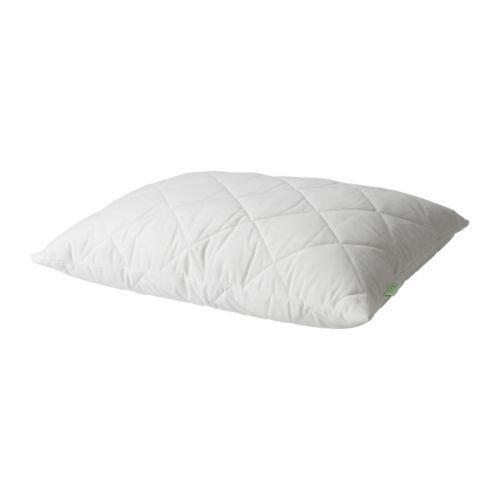 Grundfunktioner - Passar dig som sover på sidan eftersom höjden på syntetkudden gör att huvud och nacke kommer i nivå med ryggraden, vilket gör att du ligger rakt och kan slappna av. - Det temperatur-och viktkänsliga memoryskummet formar sig efter kroppen och ger dig ett bra stöd som gör att du kan slappna av. - Det kviltade överdraget skyddar kudden och är enkelt att ta av och tvätta i maskin.