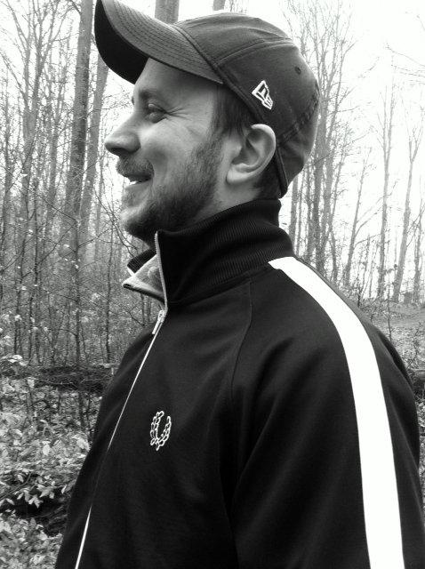 En bild på min snygging när vi var i skogen förra veckan.