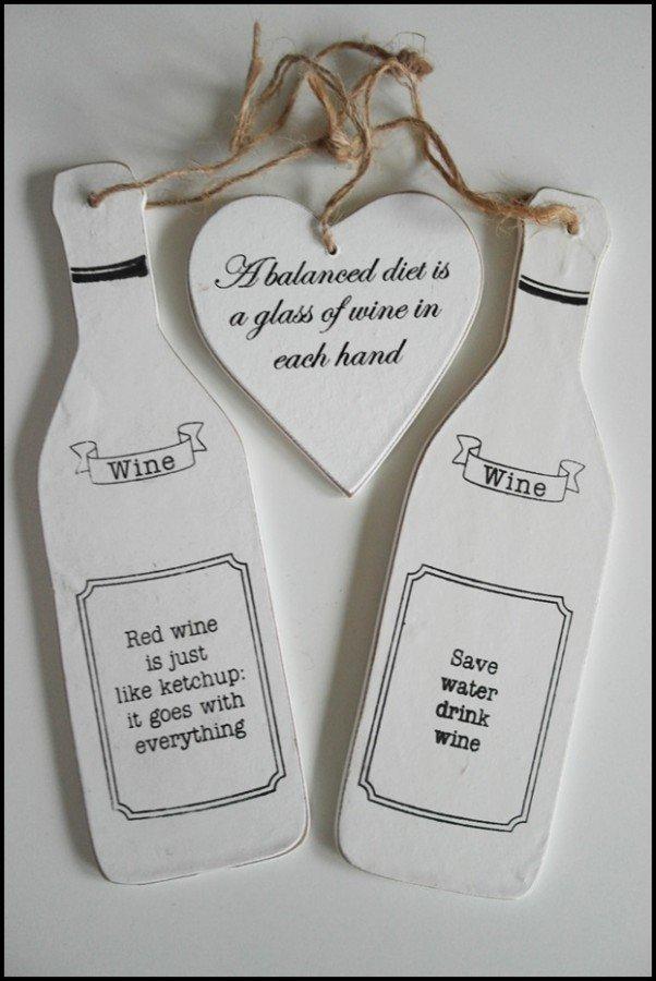 vinskyltar