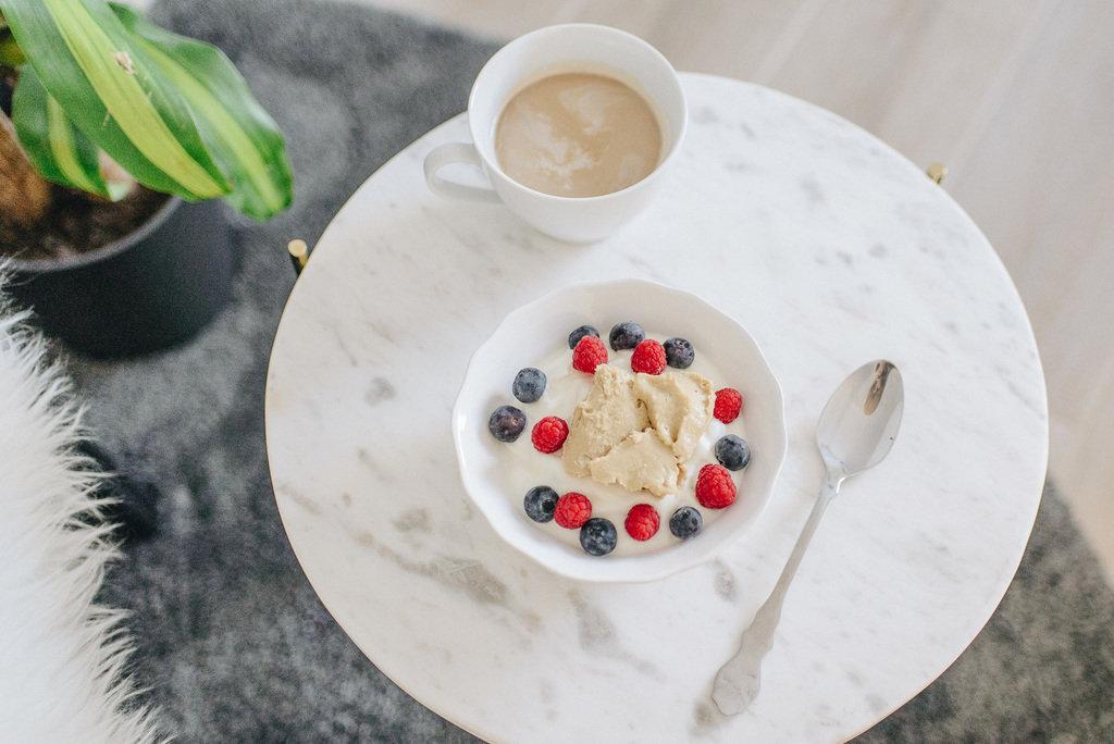 Michaela Deler frukost (1 av 3)