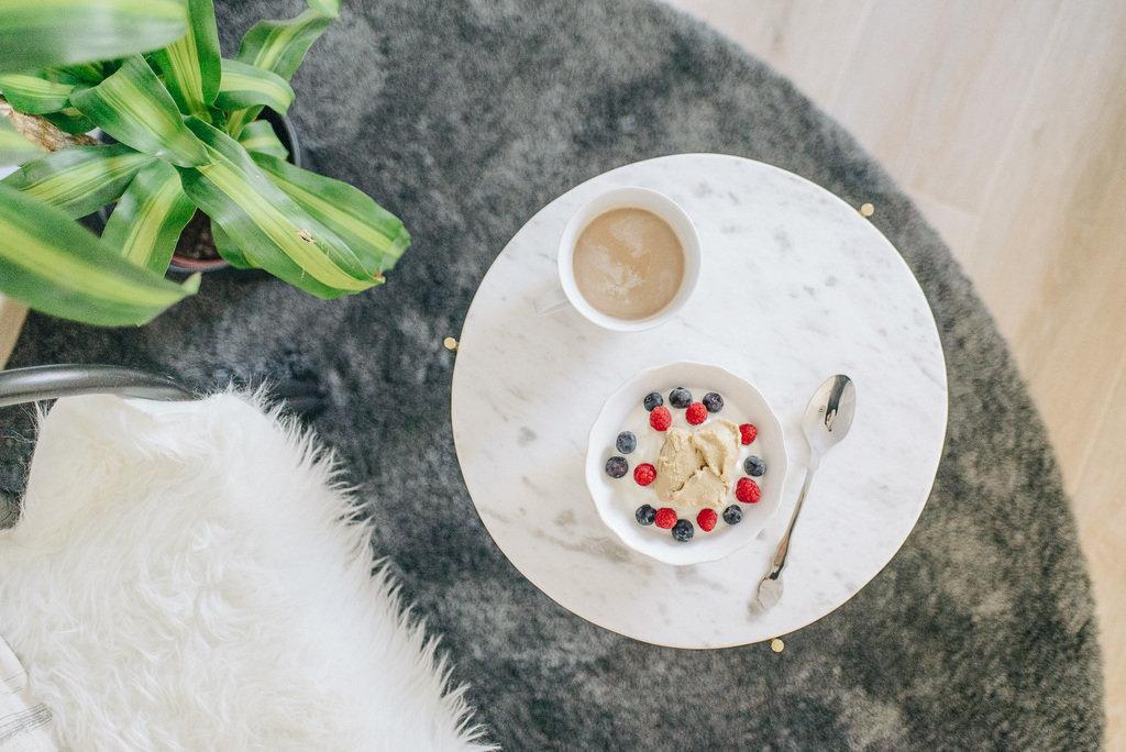 Michaela Deler frukost (2 av 3)