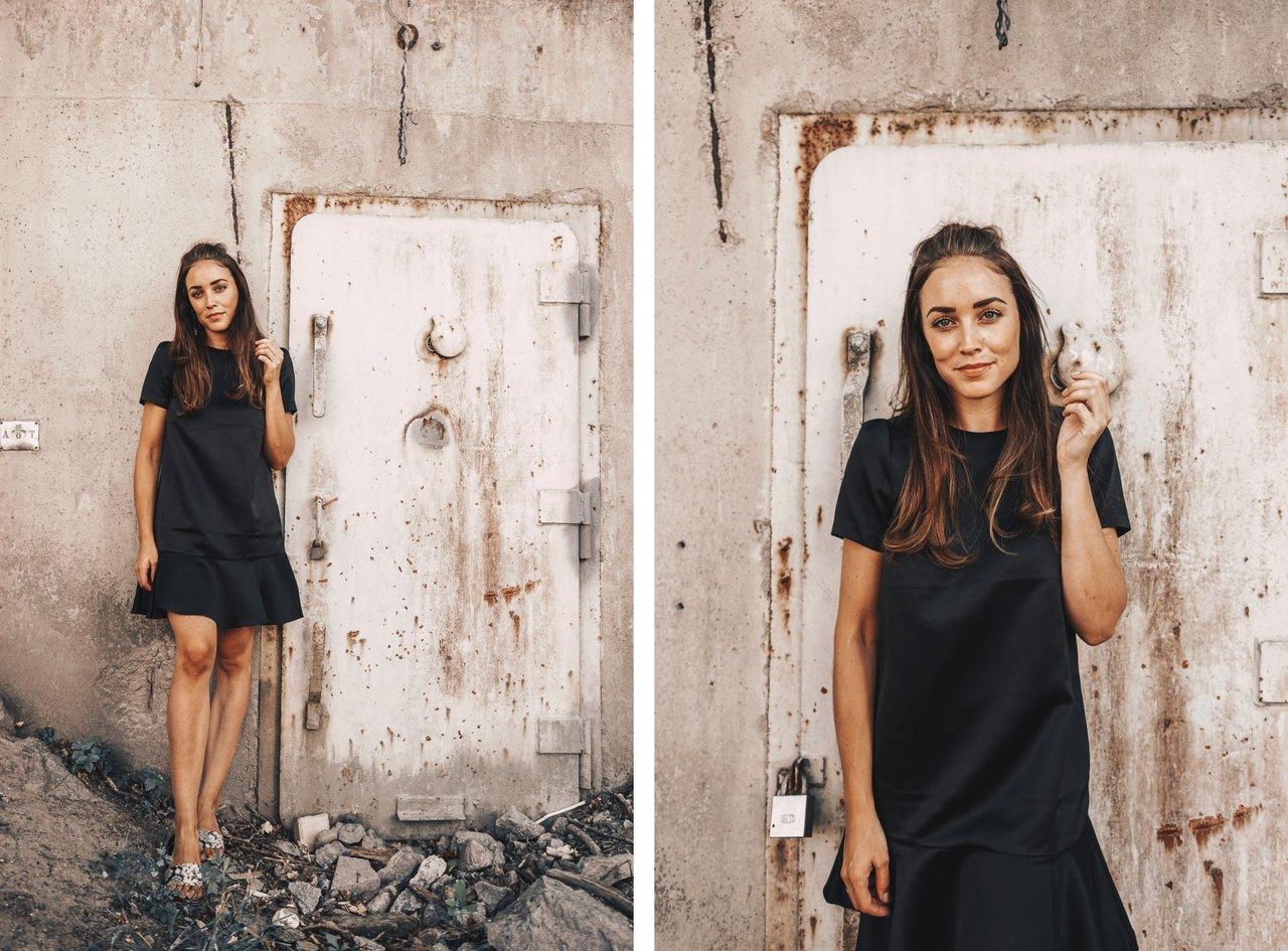 BLACK DRESS OUTFIT (2 av 10) (kopia)