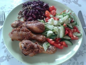 Lunch 23 april 15