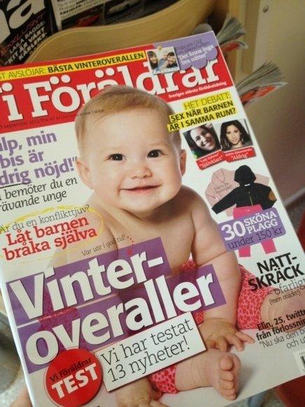 gravid tidning prenumerera