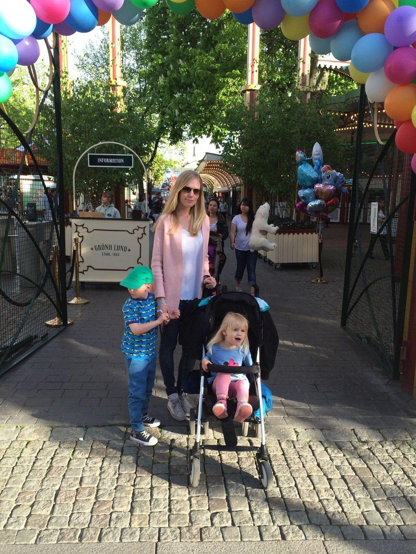 Instagram fnask dansa nära Lund
