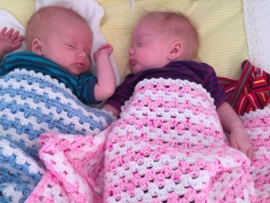 prematur tvillingar