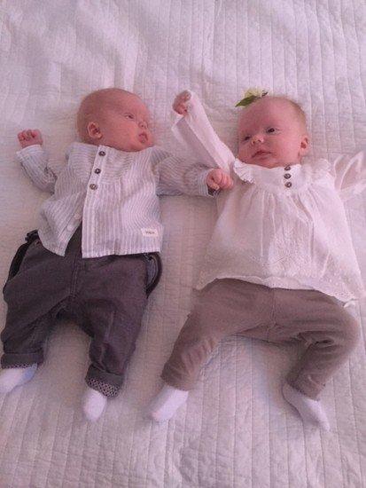 tvilling tjej och kille