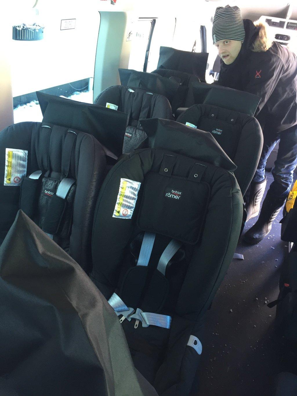 barnsäkerhet buss