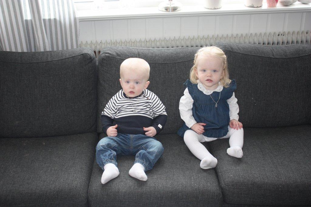 tvillingar fotografering