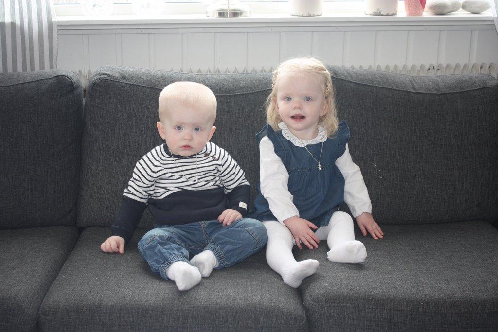 tvillingar foto