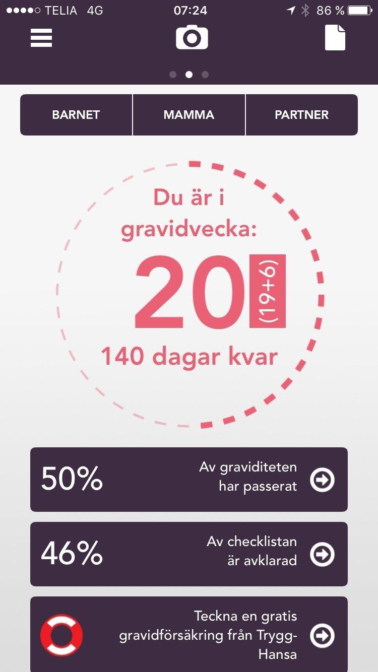gravid 50%