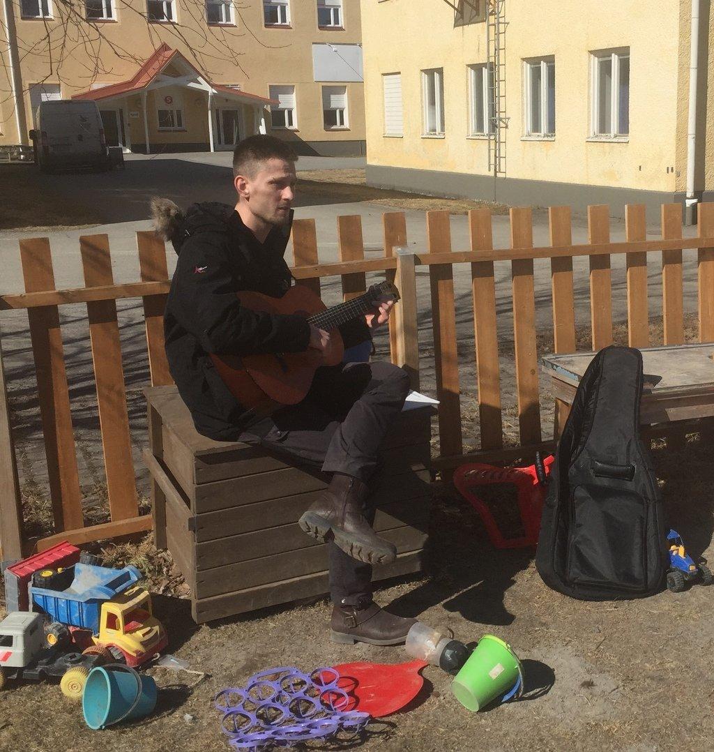 sångsamling förskola