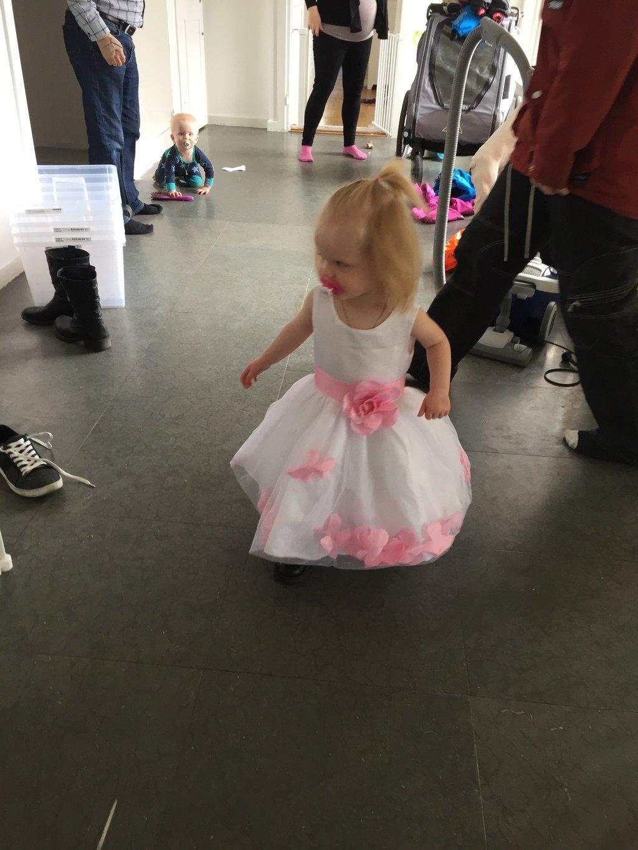 söt klänning barn