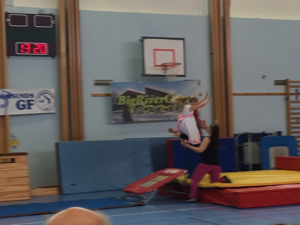 gymnastik barn