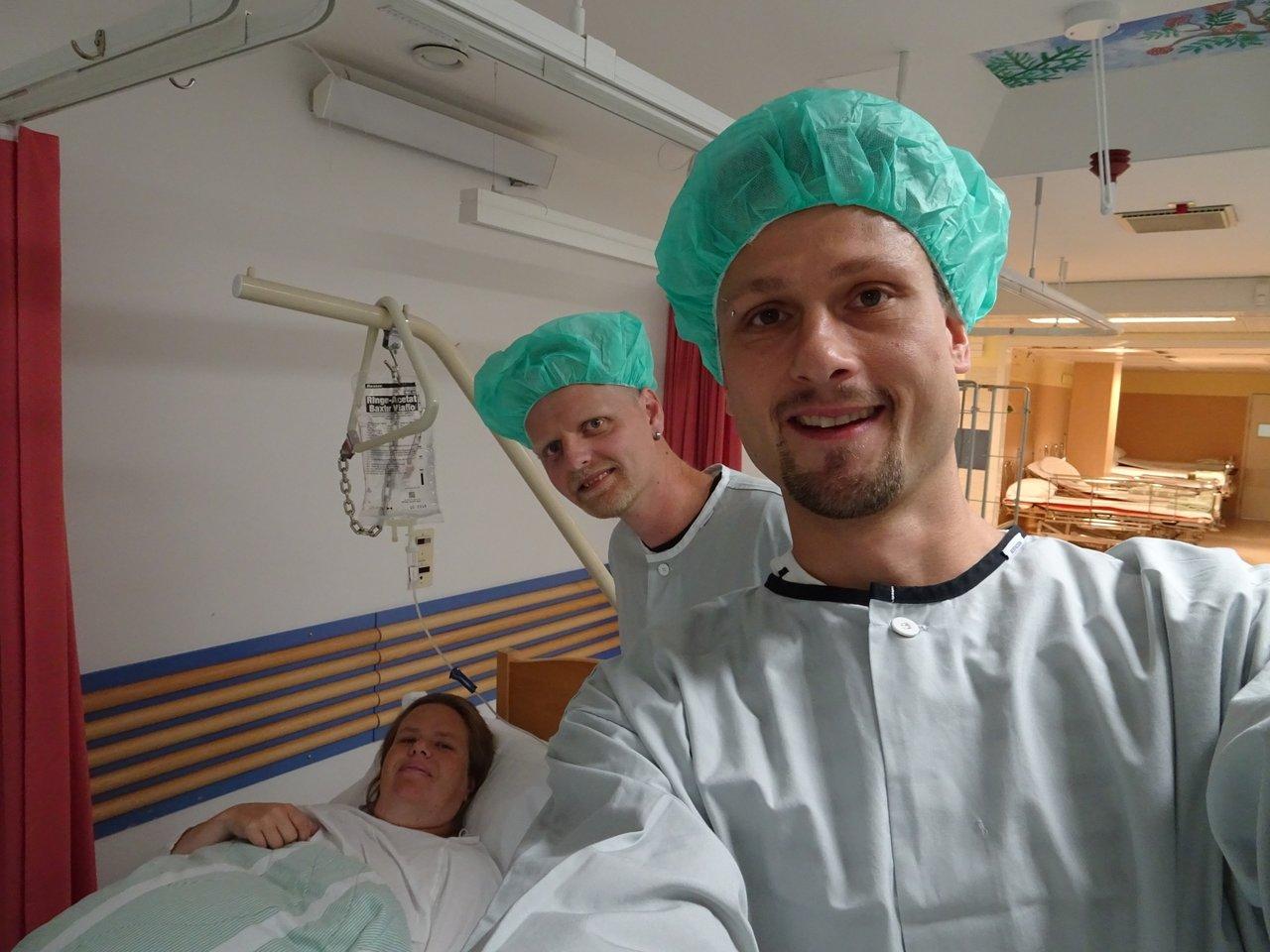 förlossningsvideo