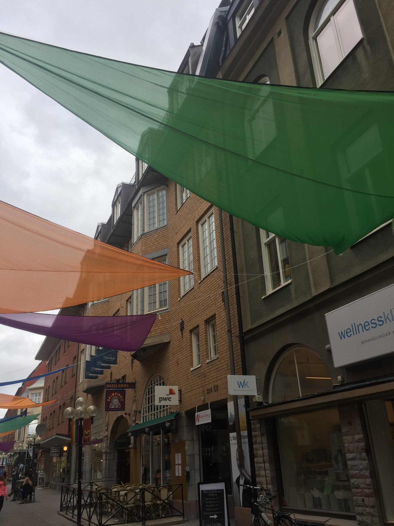 Gågatan Östersund