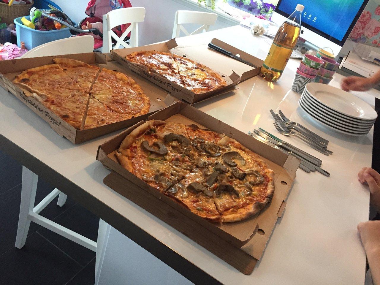 pizzabuffé