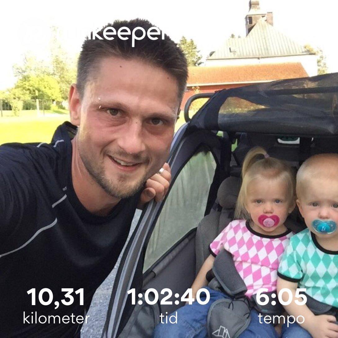 barnvagn springa