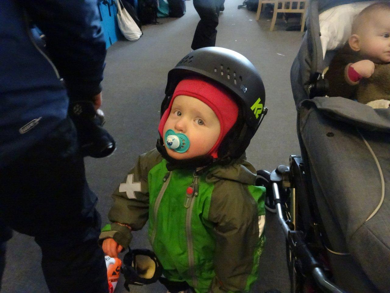 slalom tvååring