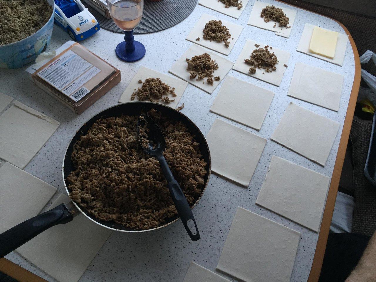 matlagning husvagn