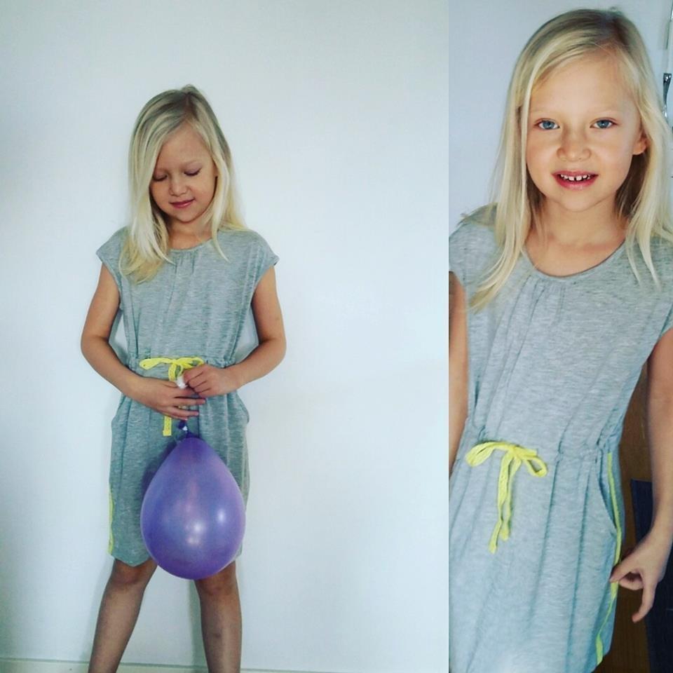 klänning från Rosemunde storlek 6