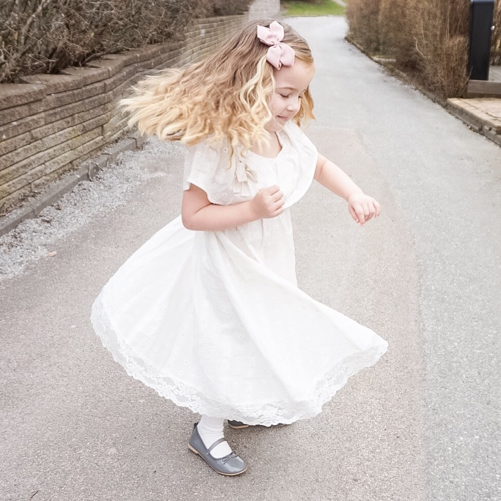 Tina Wodstrup klänning