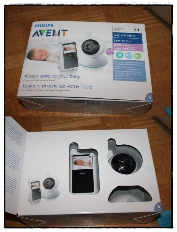 Digital videobabyvakt