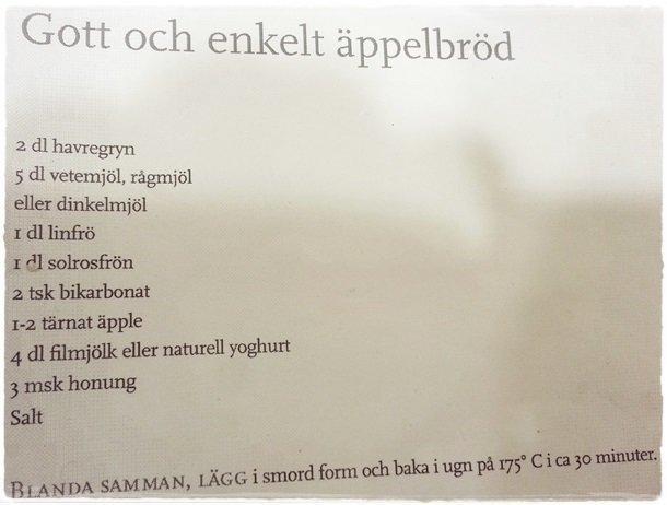 äpplebröd 01