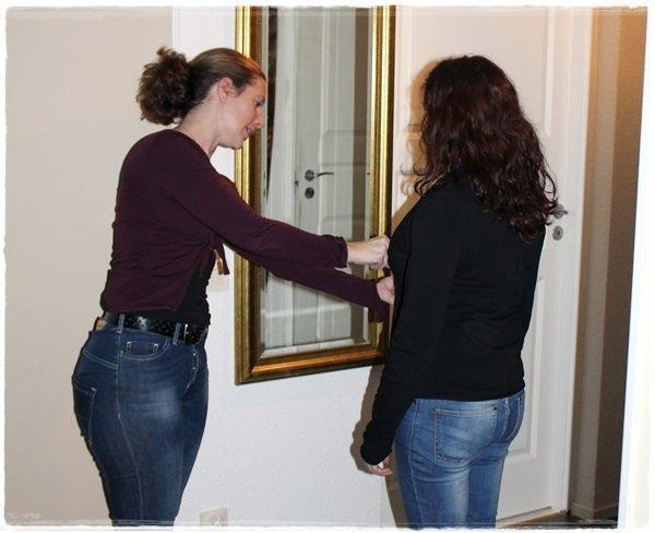 Me and I tjejkväll 08