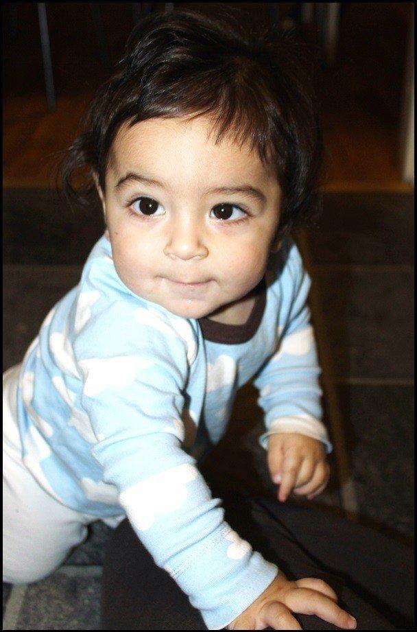 Elias 7,5 månader 4