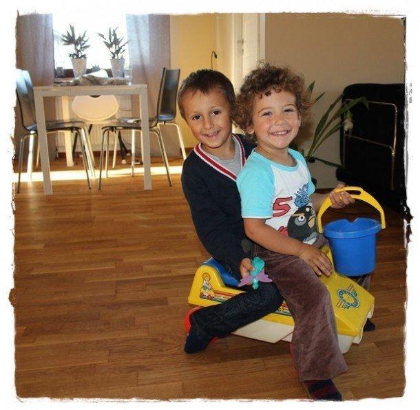 Gabriel och Isak 03
