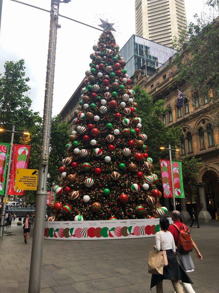 Granen är färdig! Nu är det jul igen.