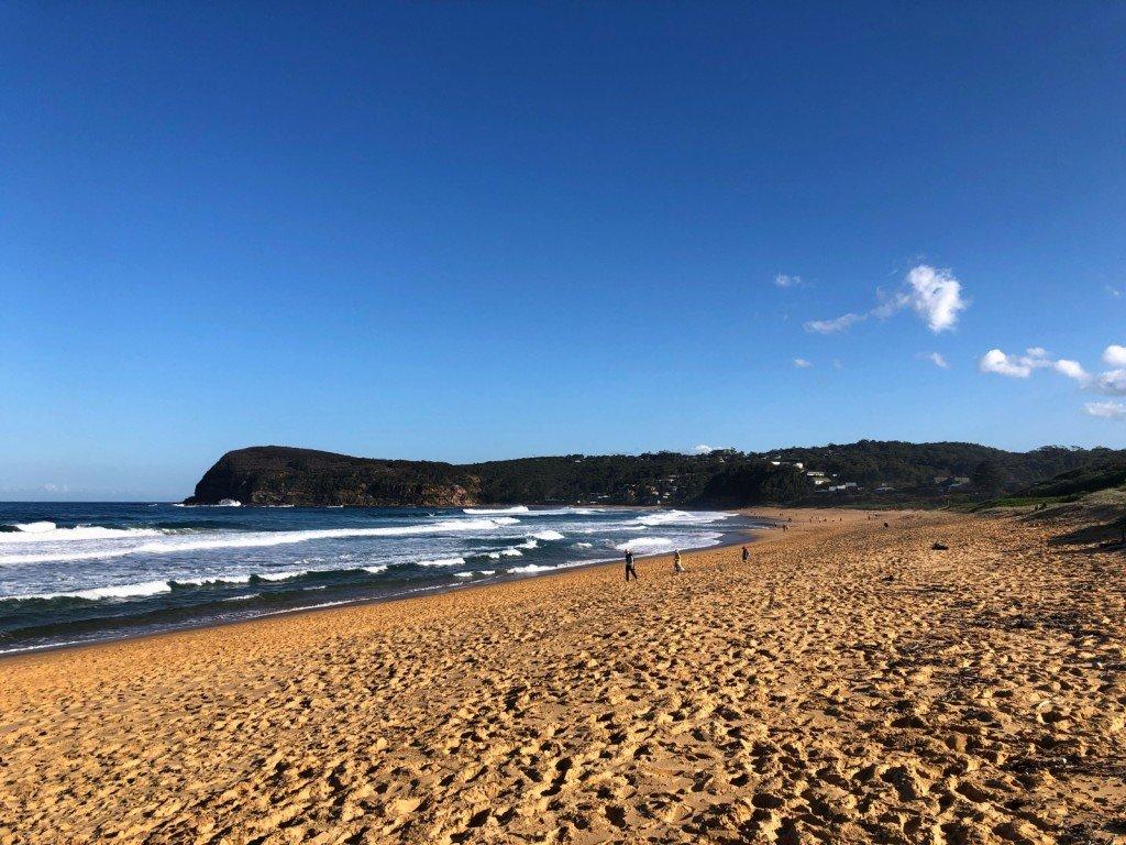 Såklart hann vi till Copa också. Spring på stranden samt picknick och lek i lekparken.