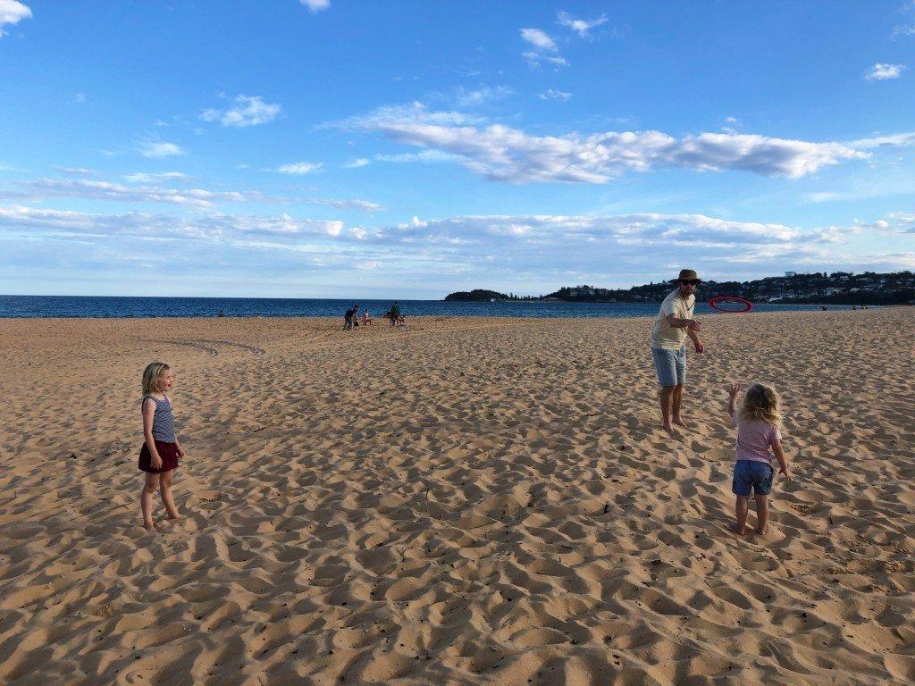 Strandlivet är det bästa livet.