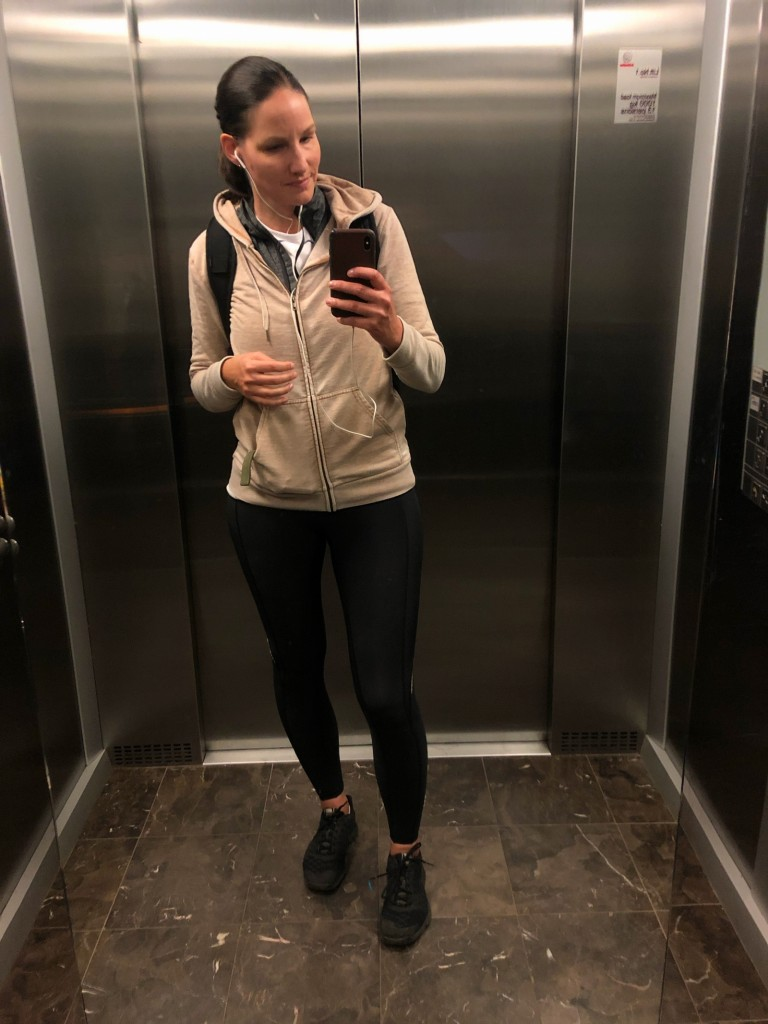 Jag hann till gymmet idag, så skönt!