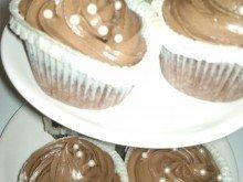 Choklad cupcakes med choklad/kaffefrosting!