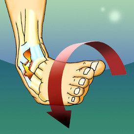 stukad fot