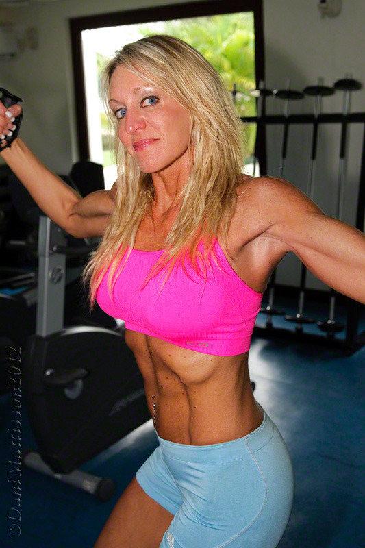 Gallery For > Women Fitness Models Over 40