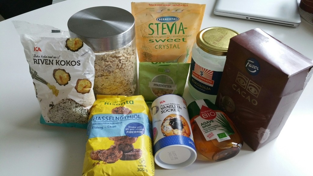 enkel nyttig mat blogg