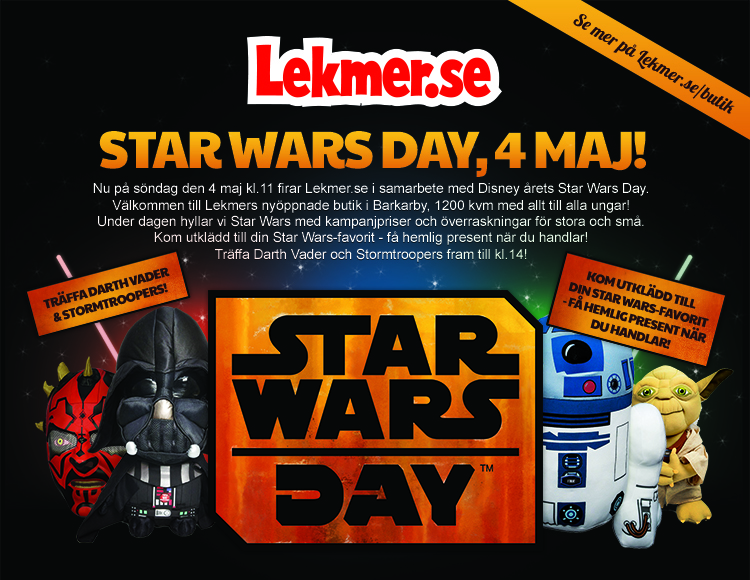 Star wars Day_bild