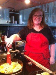 Anne matlagning
