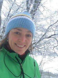Löpning i vinterskrud