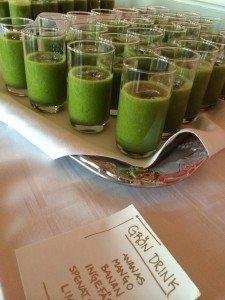 Gröna smoothie