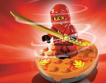 Ninjago Spinner från Lego