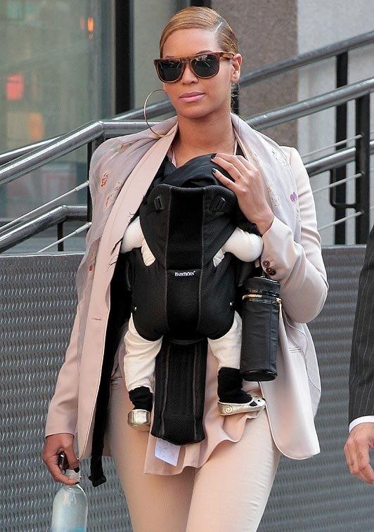 Beyonce bär Svenskt - tycker det ser ut som en Miracle