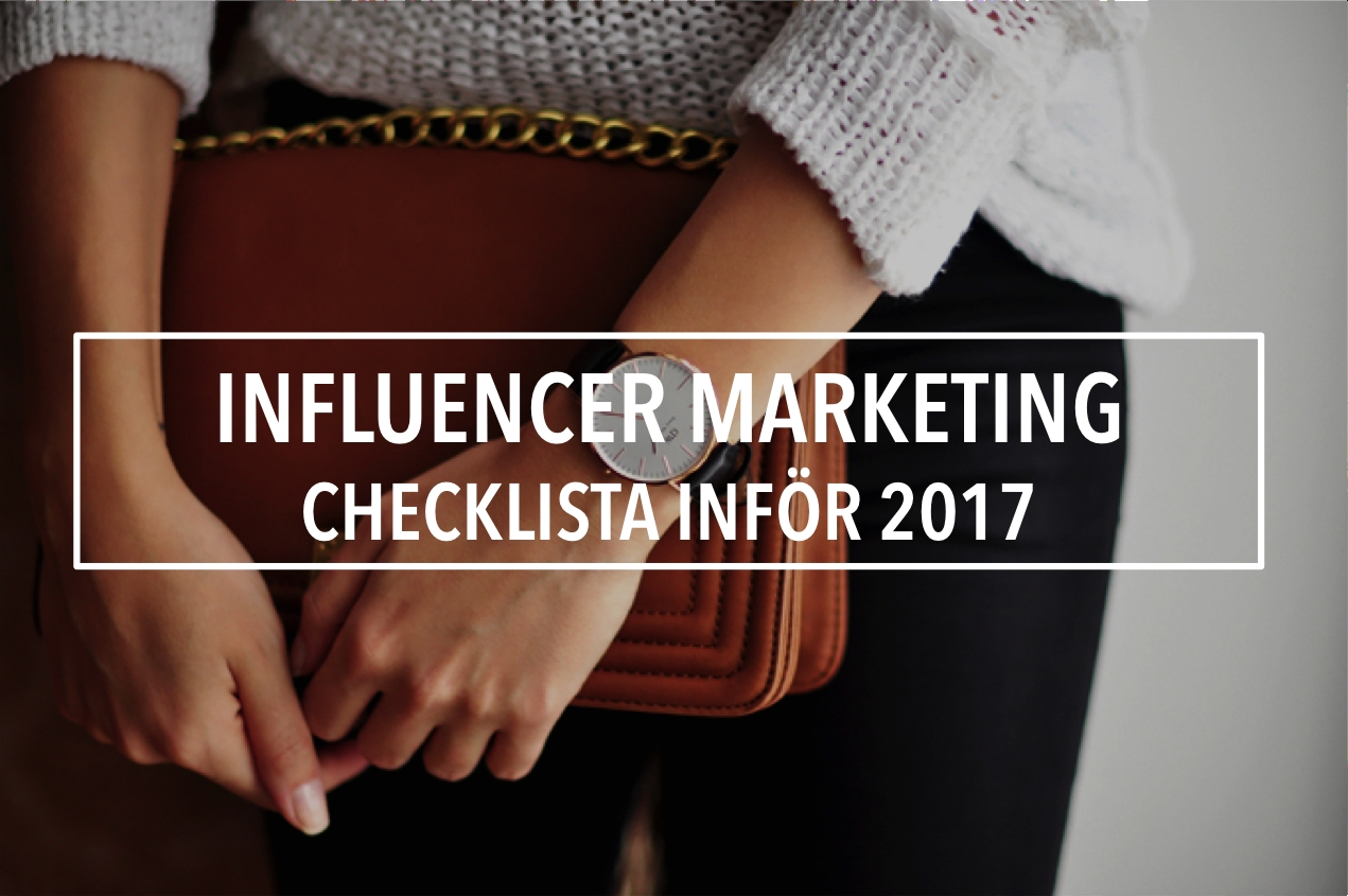 influencer-marketing-2017-så-gör-du