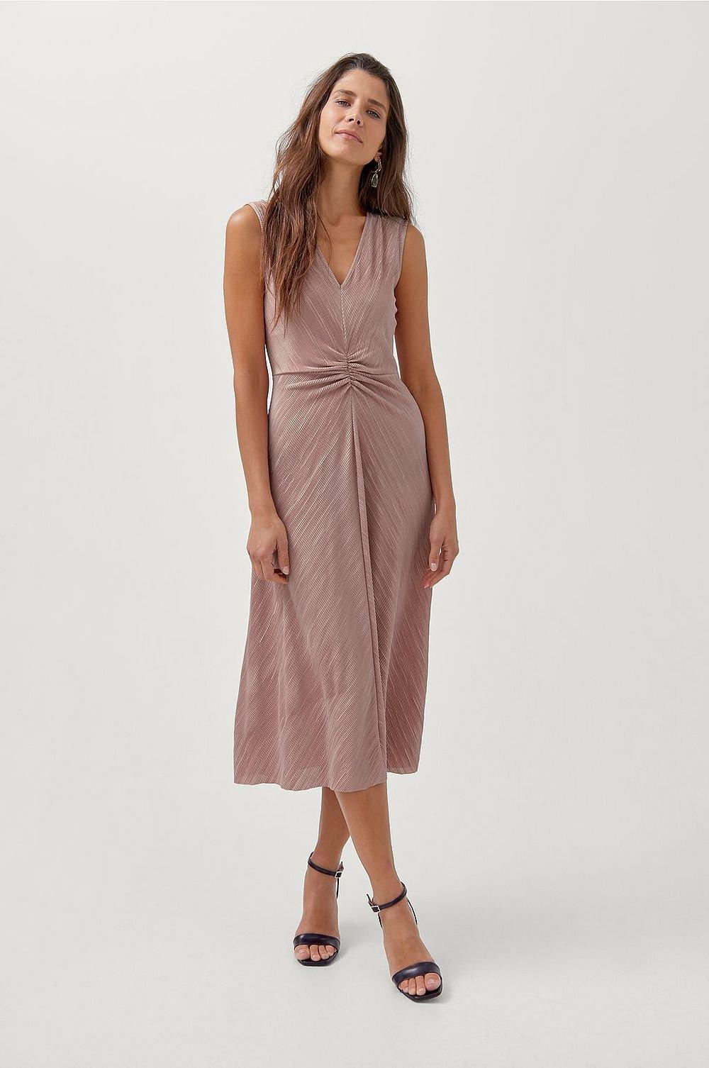 klänning rosa jada