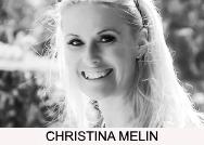 christina melin blogg